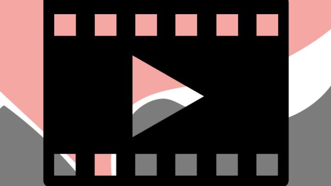 Bilden visar att det handlar om en informationsfilm kopplad till SAC
