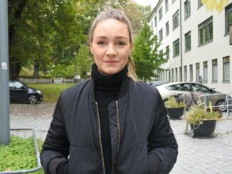 Stine Christophersen fick civilkuragepriset 2021 som utdelas av SAC syndikalisterna
